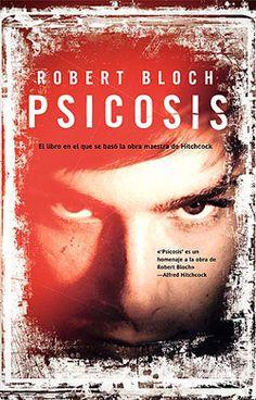 #Psicosis, de Robert #Bloch.  Norman #Bates se asoma al blog de la Biblioteca.