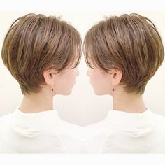 Pin on 헤어스타일 Pin on 헤어스타일 Short Haircut Styles, Short Hairstyles For Thick Hair, Short Hair With Layers, Short Bob Haircuts, Girl Haircuts, Short Hair Cuts For Women, Pretty Hairstyles, Asian Short Hair, Girl Short Hair