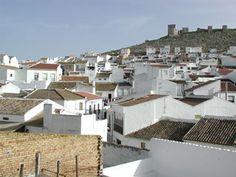 Ruta de los Pueblos Blancos, Spain