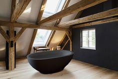 Black Bathtubs for Modern Bathroom Ideas with Freestanding ...