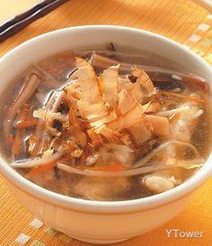 魷魚羹湯食譜 - 頭足類及軟體族類料理 - 楊桃美食網 專業食譜