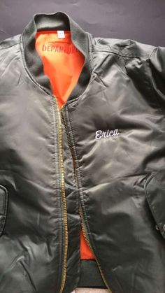 5b652c14f 12 Best DEPARTURE | PERSONALIZED BOMBER JACKETS images in 2018 ...