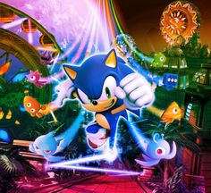 Sonic Colors 2 or a Sonic game similar to Colors - no generations or Sonic Adventure please