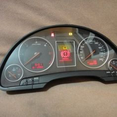 Ceasuri bord display audi A4 b6 b7 diesel