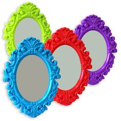decorative wall mirror - room | Five Below