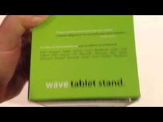 Video Review of Cool iPad or Tablet Stand