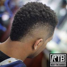 Haircut by rickythebarber_ http://ift.tt/1XqTfnc #menshair #menshairstyles…