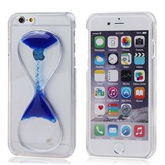 Back In Time Funny iPhone 6 Case,iPhone 6 4.7 Clear Sand Glass Case,Eforcase™ Creative Cute Hourglass Flowing Liquid Case Cover for iPhone 6 4.7 Inch-Blue Eforcase http://www.amazon.com/dp/B00W11E7TQ/ref=cm_sw_r_pi_dp_0TJpvb0S2JNSW