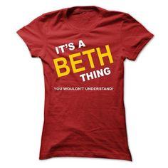 cool BETH, I Cant Keep Calm Im A BETH