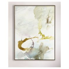 Clarity II Giclee (1,545 SAR) ❤ liked on Polyvore featuring home, home decor, wall art, framed wall art, giclee wall art, handmade wall art and handmade home decor