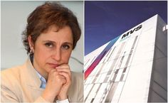 Presidencia se deslinda de demanda de MVS contra Carmen Aristegui | El Puntero