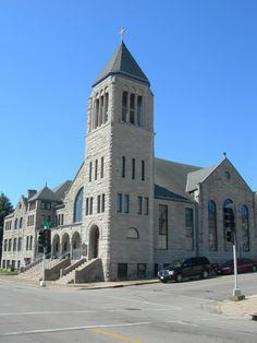 St Luke's United Methodist Church | Dubuque, Iowa Founded in… | Flickr
