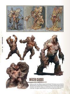 163 張新相片 · gio jojo的相簿 Arte Zombie, Zombie Art, Monster Concept Art, Game Concept Art, Zombie Illustration, Illustration Art, Zombies, Zombie Apocalypse Outfit, Zombie Cosplay