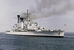 Cruiser Hr Ms Zeven Provincien (C802) of the Dutch Royal Navy. #52A