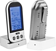 WIRELESS MEAT THERMOMETER For SmokersGrillBBQ
