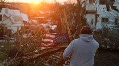 Illinois Tornado Victims Tell Tales Of Survival, Hope