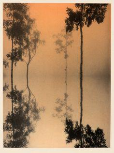 Janne Laine, Liquid, image 40 x 30 cm Himmelblau, Finland, Printmaking, Photo Art, Contemporary Art, Art Gallery, Clouds, Sunset, Landscape