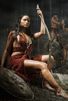 mira from Spartacus
