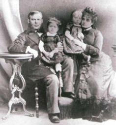 O familie din Chişinău : sfîrşitul sec. XIX | Chisinau, orasul meu