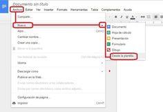 Cómo encontrar plantillas útiles para Google Drive | Herramientas y recursos para el aprendizaje online | Scoop.it