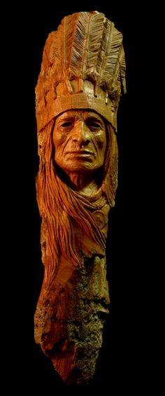 Redhawk Carvings