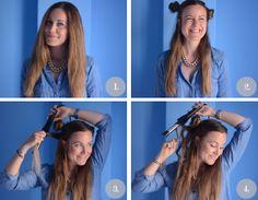 Guide: Bløde krøller & bølger | Emily Salomon