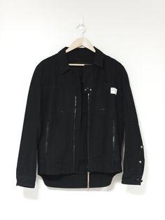 Undercover SS10 Less But Better Denim Jacket