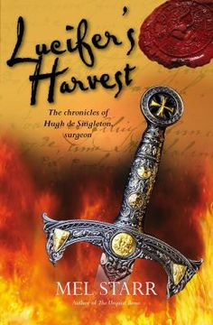 Lucifer's harvest by Mel Starr. Click on the image to place a hold on this item in the Logan Library catalog.