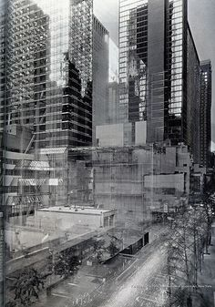 Michael Wesely: the experience of time in the longest exposed photographs - Featured artist