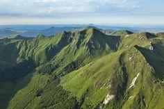 Puy-de-Dôme en Auvergne  #voyage #france #moutain #auvergne #massifdusancy
