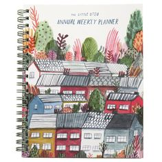 the little otsu annual weekly planner ~ Pink Olive: whimsical gifts for happiness and home
