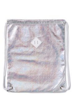 the drawstring bag 2 holographic bags hobo laptop duffle weekend