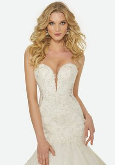 Aria Wedding Dress | Randy Fenoli Bridal