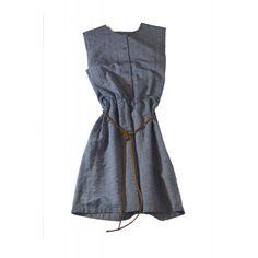 Vestido Torrent Denim #modamujer #Parafernalia #Sessùn