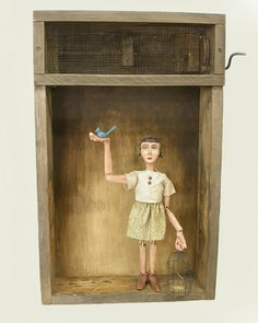 Take Wing - Tom Haney - Kinetic Sculpture & Automata