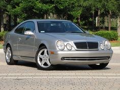 2002 Mercedes This piece of German technology was my nemesis in the early My husband gave her a lot of attention. Mercedes Clk 430, Mechanical Art, Early 2000s, First Car, Simply Beautiful, Nifty, Dream Cars, German, Wheels