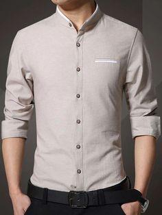 LEKODE Men Sweatshirt Fashion Plus Size Printed Blouse Long Sleeve Tunic XL Black D,XL