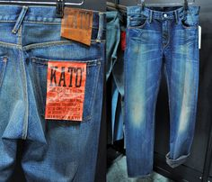 KATO' by Hiroshi Kato Top Picks 2013-2014 Mens Fall Winter from Project Las Vegas