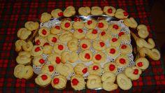 ITALIAN FOOD RECIPE Butter cookies by Fabipasticcio