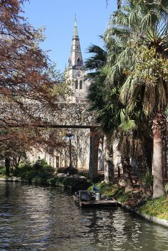 The Riverwalk, San Antonio, Texas
