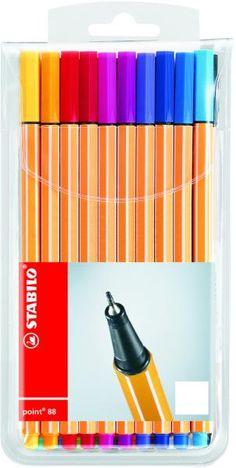 I <3 stabilo pens