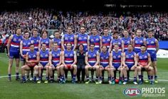 Buy official AFL prints of your favourite AFL players and AFL moments Bulldogs Team, Western Bulldogs, Easton Wood, Australian Football, Great Team, Westerns, Nostalgia, Champion, In This Moment