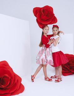 2eb277478 Kid's Wear - Monnalisa Summer Kids, Wedding Dress Styles, Kid Outfits, Dope  Clothes