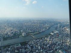 大都会かミニチュアにみえる景色が自慢