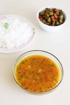 Gujarati Dal Toor dal (Pigeon peas) – ½ cup Peanuts – 1 tablespoon Water – 1 cup Other ingredients – Water – 2 cups Red chili powder – ½ teaspoon Turmeric powder – ¼ teaspoon Tomato – ¼ cup, chopped Green chili – 1, slit Ginger paste – ½ teaspoon Jaggery – 1 tablespoon **Notes Salt – to taste Lemon juice – 1 tablespoon **Notes Cilantro – (Tadka) – Oil – rai Cumin seeds – ¼ t (Methi dana) – 6-7 Clove – 1 Cinnamon Bay leaf – 1 Dried red chili – 1, Curry leaves – 5-6 (Hing) –