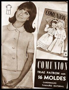 Mode Vintage, Retro Dress, Classy Dress, Classic, Cover, Dresses, Patrones, Gowns, Dress
