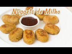 Nuggets de Milho - Receitas de Minuto #71