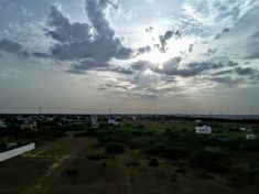 Shot on tello at height 25M. #sunsets Sunsets, Shots, Clouds, Celestial, Outdoor, Outdoors, Outdoor Games, Outdoor Life, Sunset