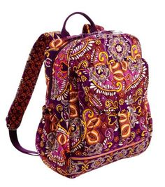 Vera Bradley Metropolitan Specialty Shoulder Bag In Safari Sunset 90