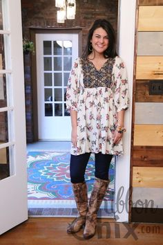 Freshly Picked Tunic